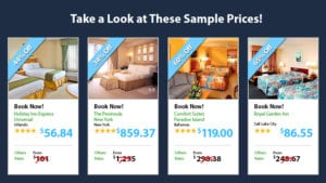 Room Sample Prices
